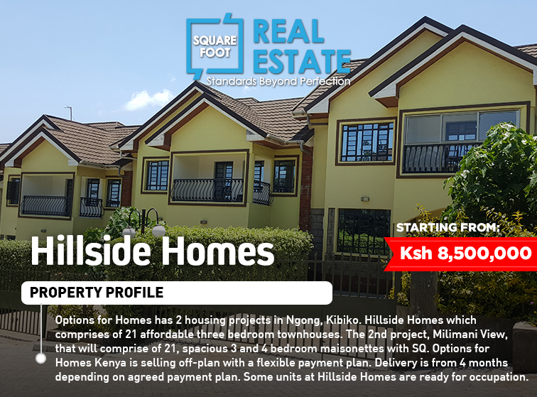 Bedroom Townhouses For Sale in Ngong