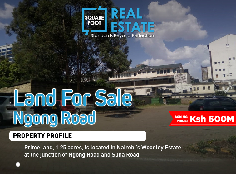 LAND FOR SALE Ngong Road